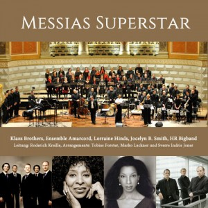 Album Messias Superstar