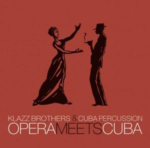 Album Opera meets Cuba