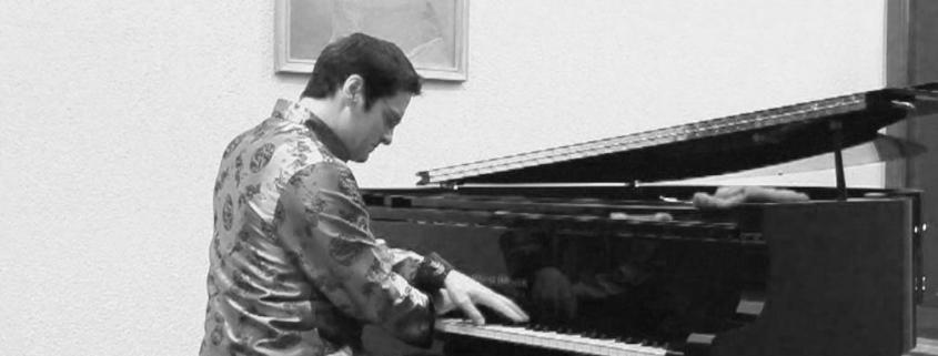 Tobias Forster Konzert im Musikschulsaal Reichenbach